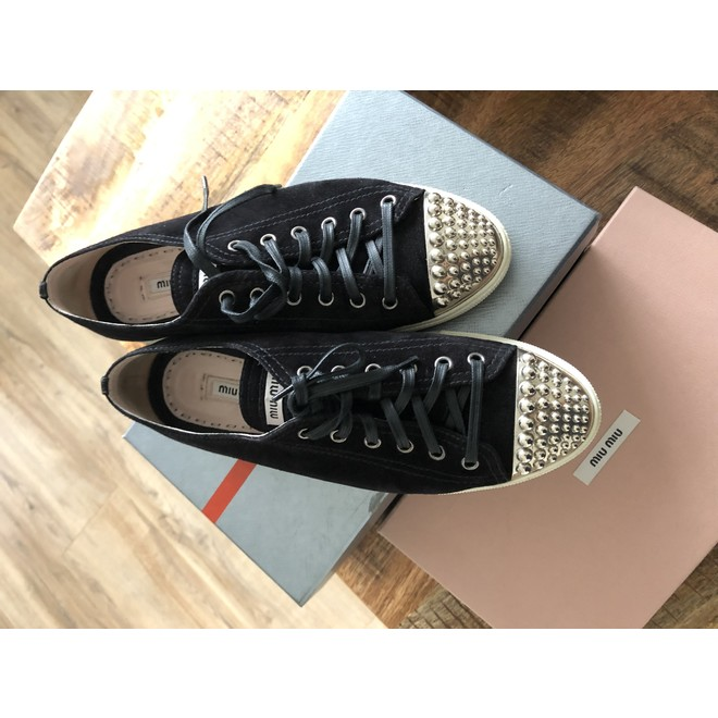 tweedehands Miu Miu Sneakers