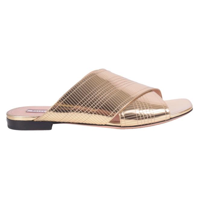 tweedehands Bally Platte schoenen