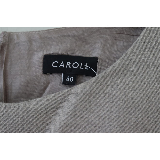 tweedehands Caroll Jurk