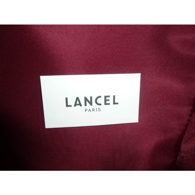 tweedehands Lancel Paris Schoudertas