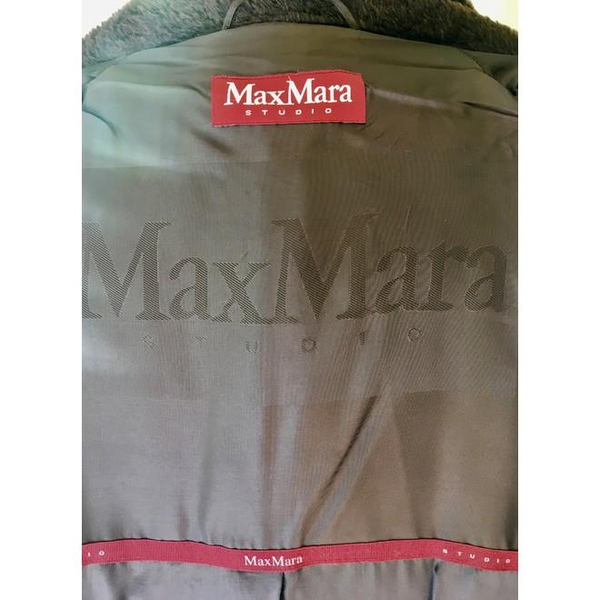 tweedehands Max Mara Jas