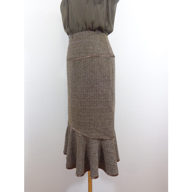 tweedehands EDGAR VOS Skirt