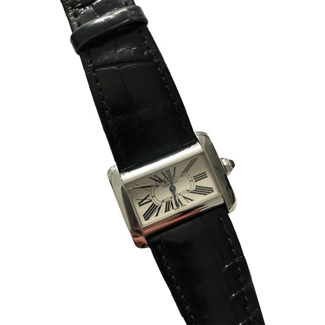 tweedehands Cartier Watch