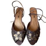 tweedehands Comma Sandals