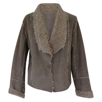 Tweedehands Velvet Vest