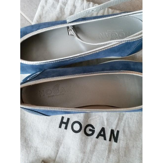 tweedehands Hogan Platte schoenen