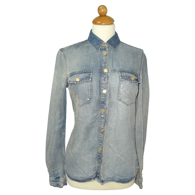 tweedehands 7 For All Mankind Blouse