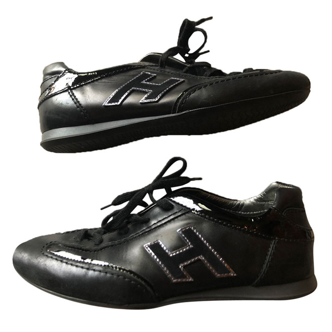 tweedehands Hogan Lace up shoes