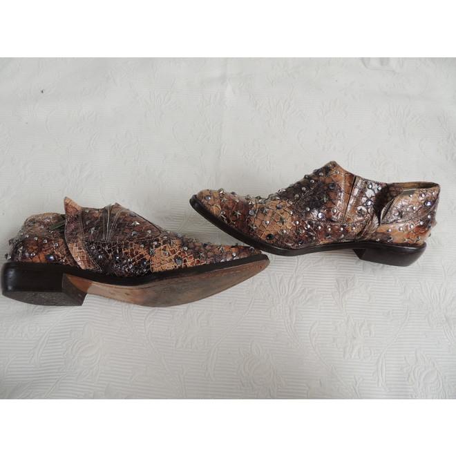 tweedehands H&M x Jimmy Choo Platte schoenen