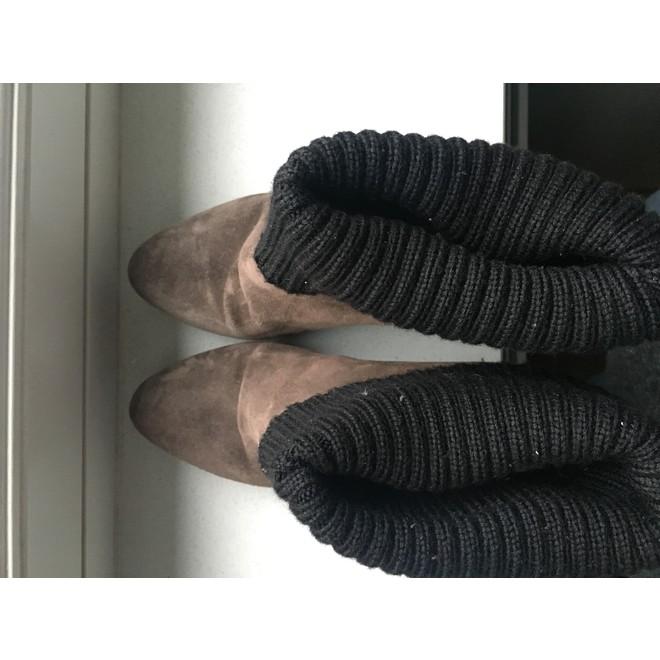 tweedehands Car Shoe Enkellaarzen