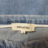 tweedehands Nanushka Midi rok