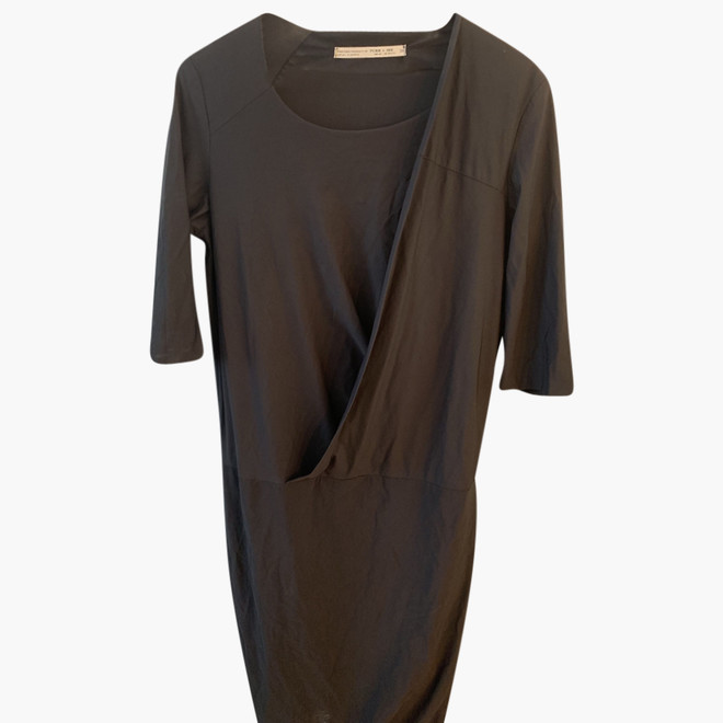 tweedehands Penn & Ink NY Midi dress