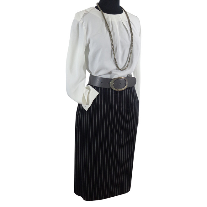 tweedehands Blacky Dress Midi skirt