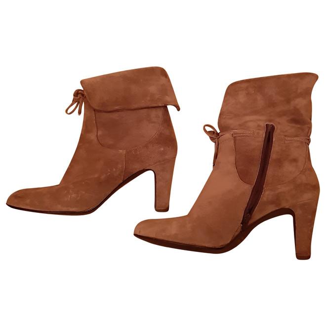 tweedehands Caroline Biss Ankle boots