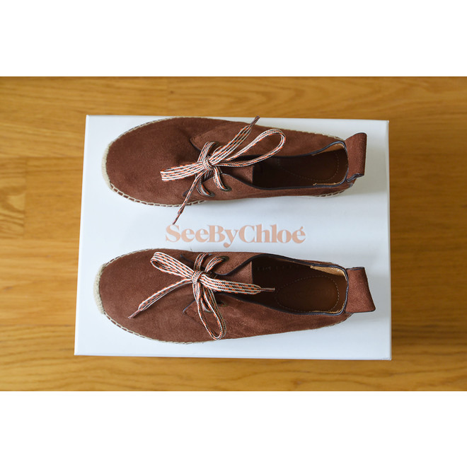tweedehands See by Chloé Flat shoes