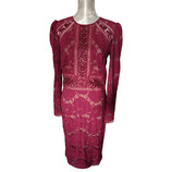 tweedehands Tadashi Shoji Midi dress