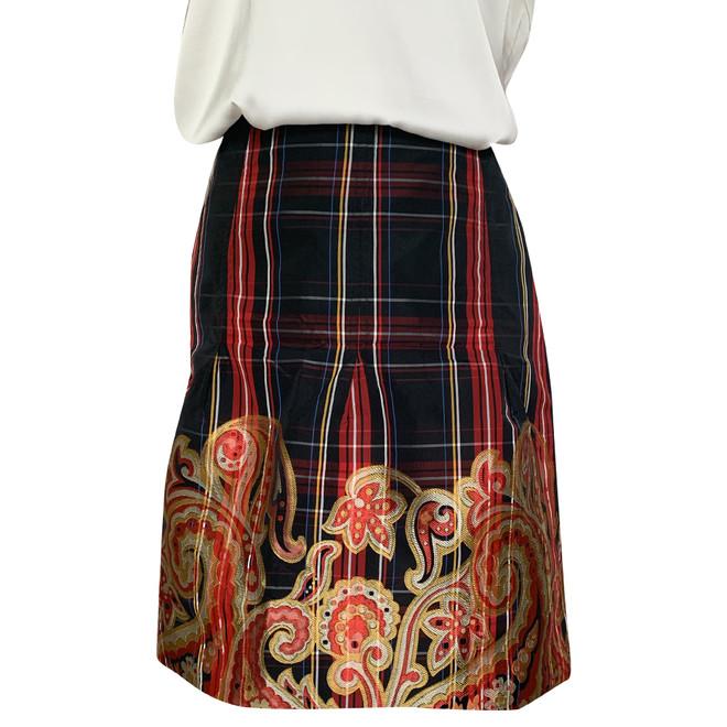 tweedehands La Ligna Midi rok