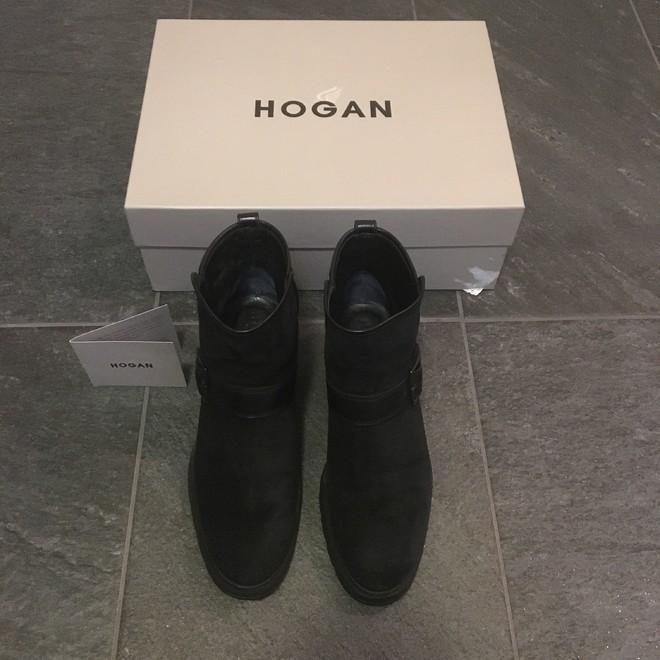 tweedehands Hogan Enkellaarzen