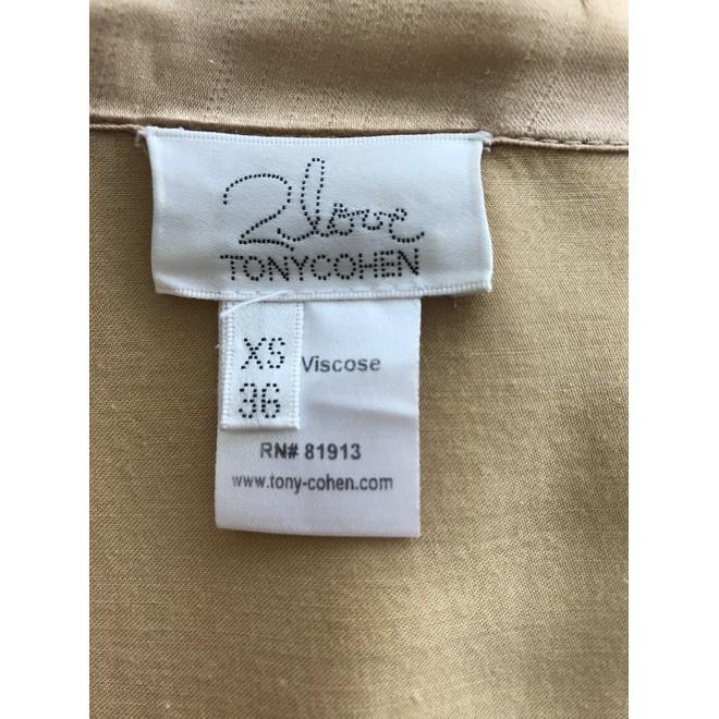 tweedehands Tony Cohen Vest