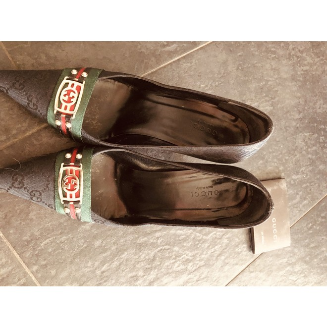 tweedehands Gucci Pumps