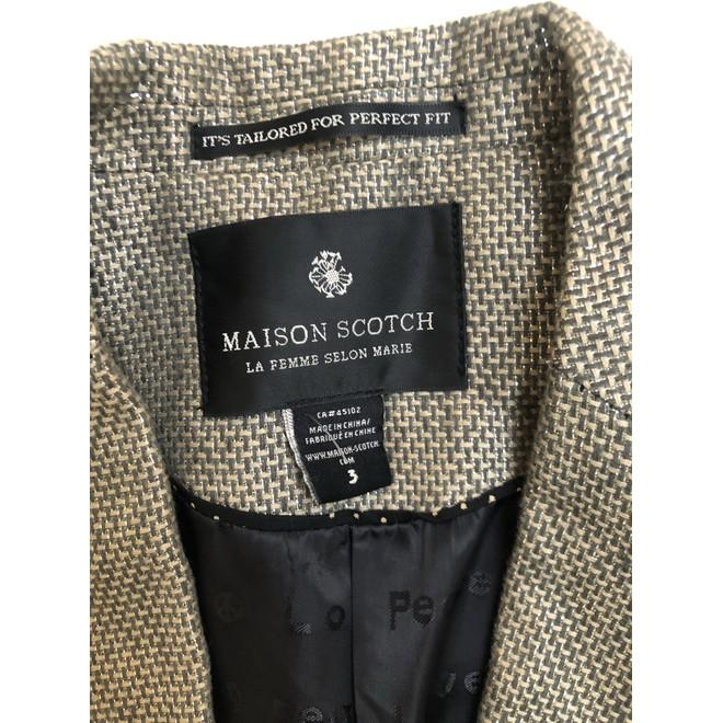 tweedehands Maison Scotch Jas