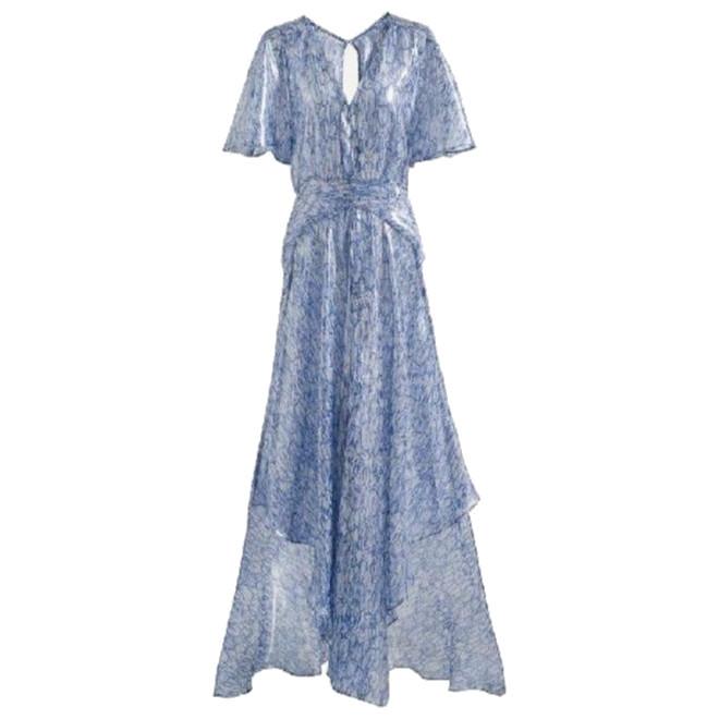 tweedehands Maje Midi jurk