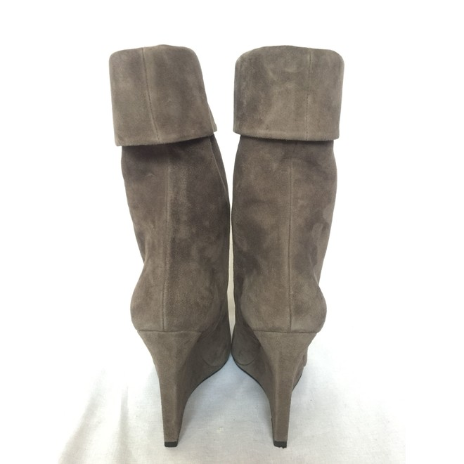 tweedehands Saint Laurent Paris Ankle boots