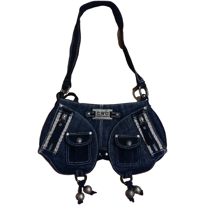 tweedehands CNC Handbag