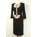 tweedehands Blumarine Maxi jurk