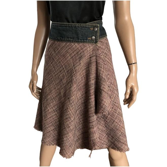 tweedehands Kookai Midi rok