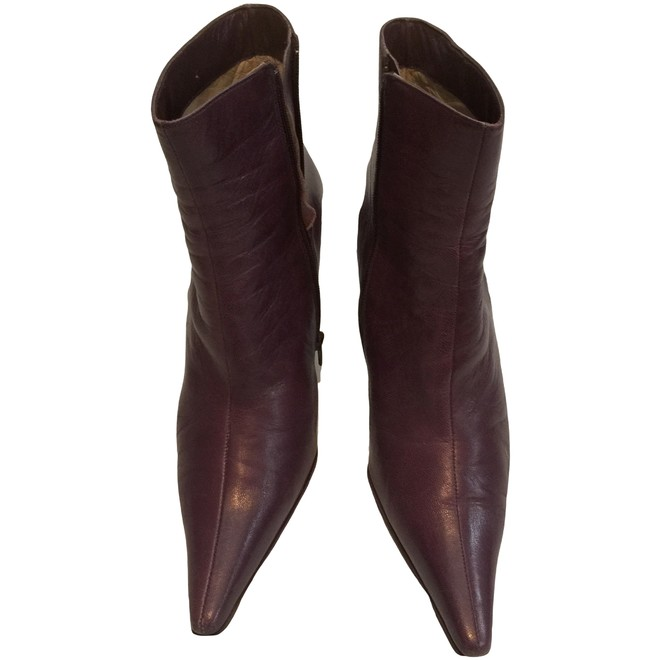 tweedehands Michel Perry Ankle boots
