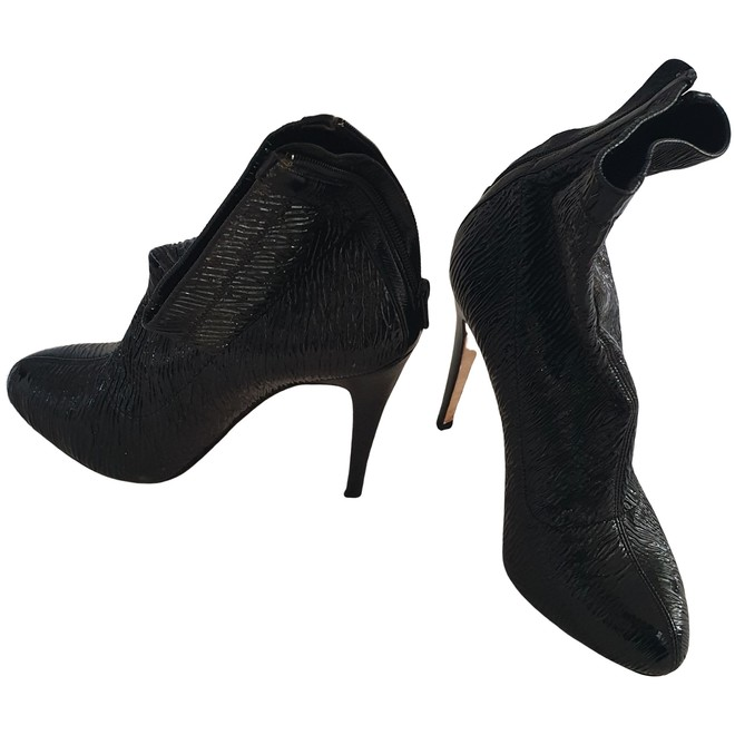 tweedehands Brian Atwood Ankle boots