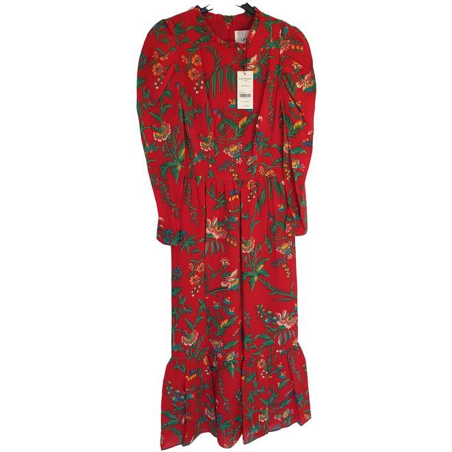 tweedehands L.K. Bennett Maxi jurk