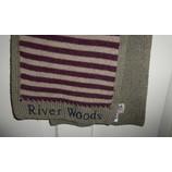 tweedehands River Woods Scarf