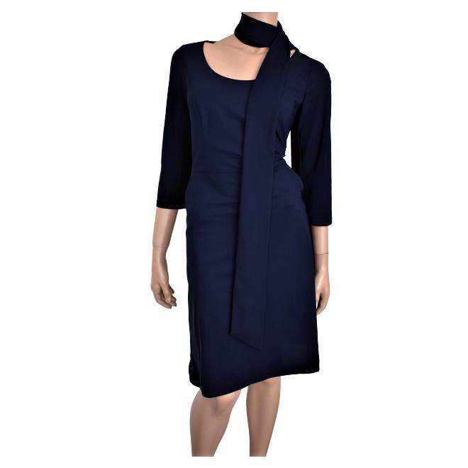 tweedehands LaDress Midi jurk