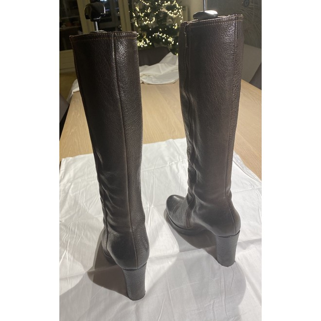 tweedehands Angelo Bervicato Boots