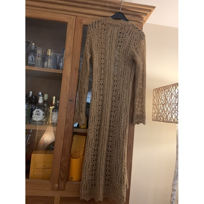 tweedehands Talking French Cardigan
