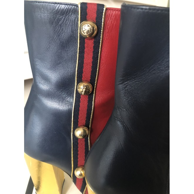 tweedehands Gucci Ankle boots
