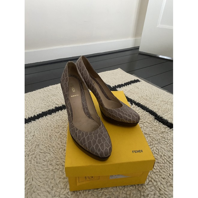 tweedehands Fendi Pumps