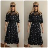 tweedehands Sandro Maxi jurk