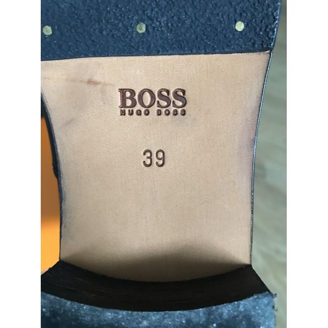 tweedehands Hugo Boss Enkellaarzen