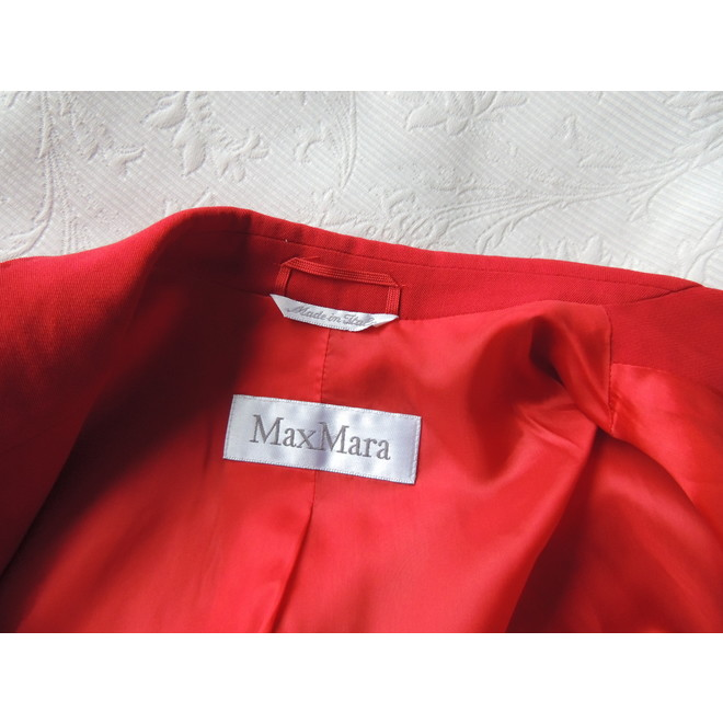 tweedehands Max Mara Jacket