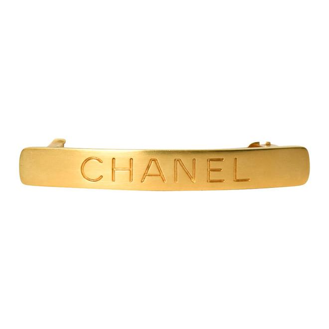 tweedehands Chanel Haarclip