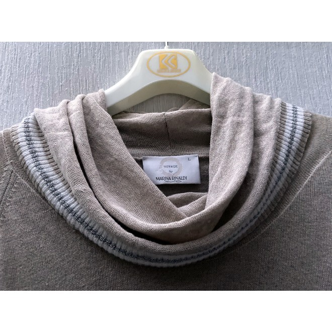 tweedehands Marina Rinaldi Sweater