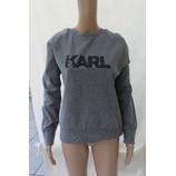 tweedehands Karl Lagerfeld Trui