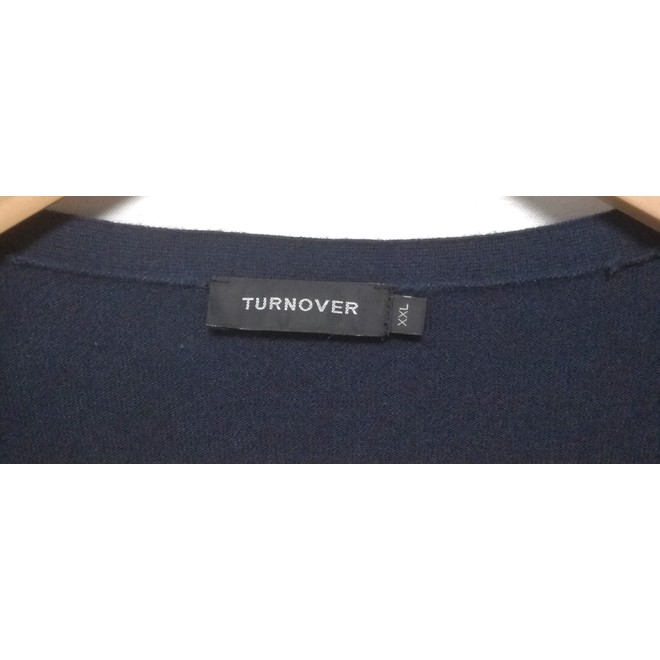 tweedehands Turnover Vest