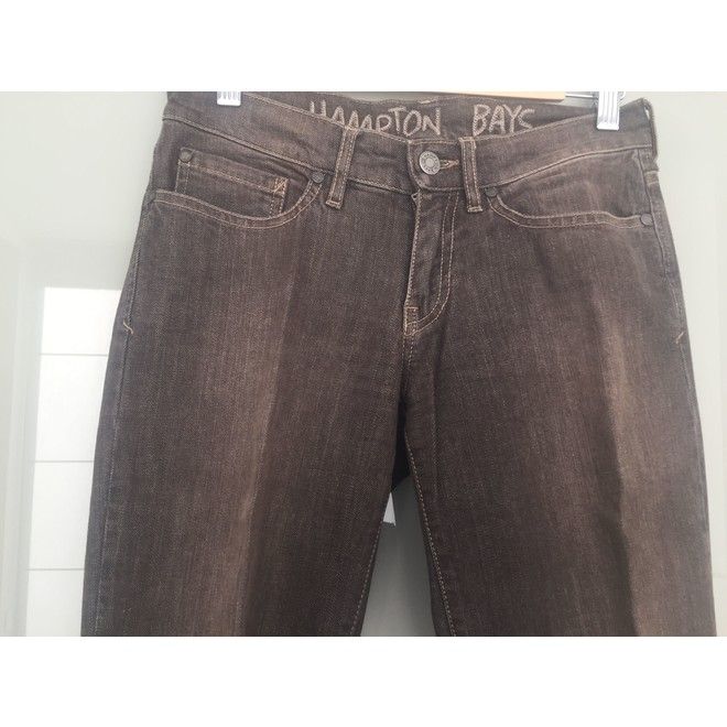 tweedehands Hampton Bays Pants