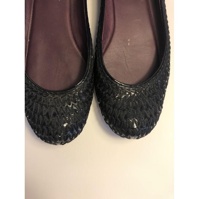 tweedehands Bottega Veneta Platte schoenen