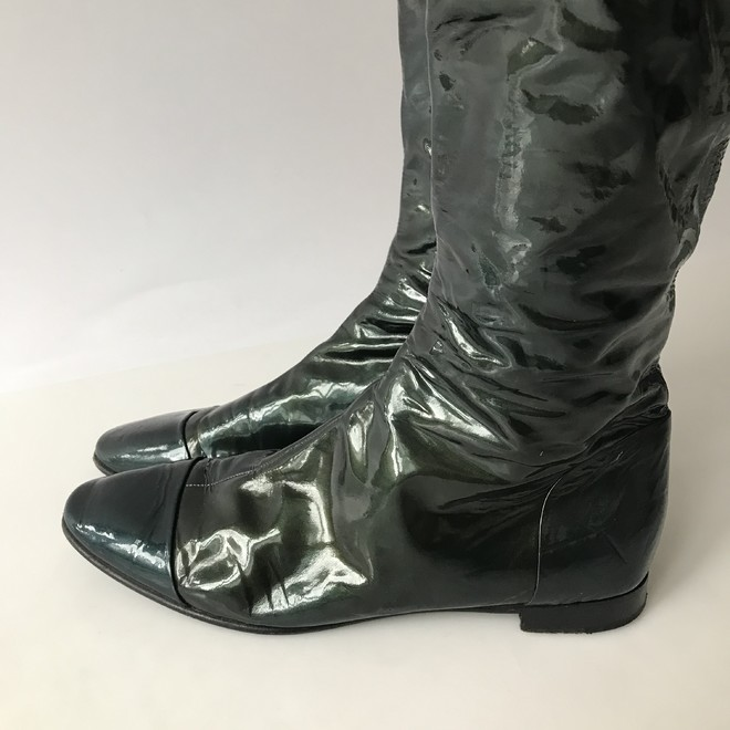tweedehands Sergio Rossi Boots