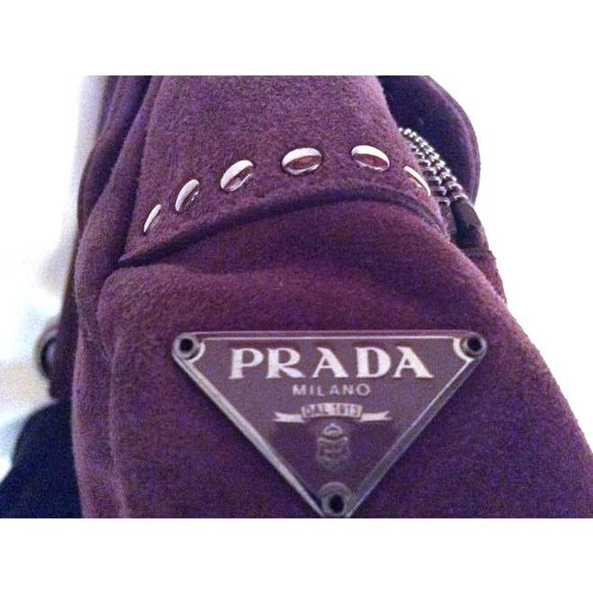 tweedehands Prada Schoudertas